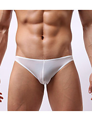 Masculin Homme Sexy Solide Slips