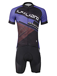 Paladin Sport Men  Cycling Jersey  Shorts Suit DT751