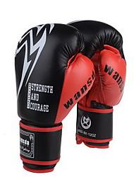 Sports Gloves Pro Boxing Gloves for Boxing Muay Thai Full-finger GlovesKeep Warm Breathable Wearproof High Elasticity Ultraviolet