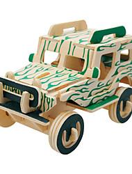 Puzzles 3D - Puzzle Bausteine Spielzeug zum Selbermachen