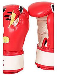 Boxing Training Gloves for Taekwondo Boxing Muay Thai Gloves & Hands Anti-Shake/Damping Cushioning Anti-Wear Terylene
