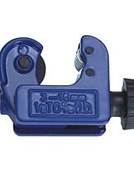 Grande cortador de tubo micro seiko da parede 3-16mm