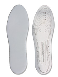 5 pairs of Women Use the Memory Cotton Insoles Once in a While