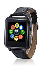 SmartwatchWater Resistant / Water Proof Long Standby Calories Burned Pedometers Video Media Control Voice Control Exercise Record Sports