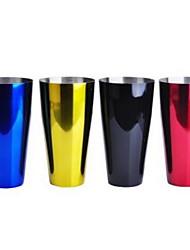 La Fête / soirée Mascarade Soirée / Cocktail Soirée Bar Articles pour boire, 840 Inox Cocktail Shaker Bottle