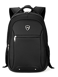 New Men Backpack Large Capacity Business Travel Backpack Bag High Quality Oxford Black Student School Bag