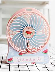 Cartoon Mini Bed Desktop Desktop USB Mute Fan