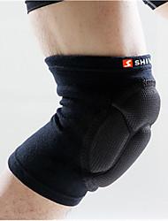 Männer Knie Klammer Verdickung atmungsaktiv macht Schmerzen passt links oder rechts Knie dehnbare Schutz Camping&Wandern Klettern