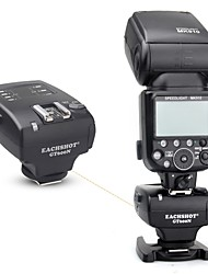 EACHSHOT GT600N GT600 iTTL 2.4Ghz 1/8000s Flash Trigger For Nikon Flash EACHSHOT SN600N/SN600SN MEIKE MK-910