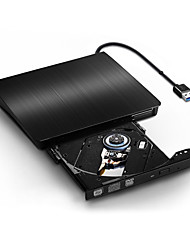 Portable Slim External CD-RW Drive DVD-R Combo Burner Player CD Drive For Laptop Notebook PC