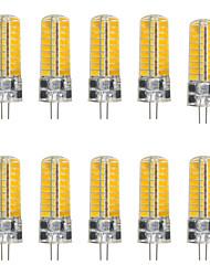 5W Двухштырьковые LED лампы T 72 SMD 5730 500-600 lm Тёплый белый Холодный белый V 10 шт.