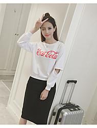 Women's Sport Magnetic Cat Eye Summer T-shirt Skirt Suits,Solid Round Neck Short Sleeve