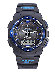 Casio Watch Fashion Outdoor Sports Multifunctional Waterproof Electronic Men's Watch SGW-500H-2B
