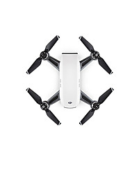 Drone Dji Spark 4 Channel 6 Axis With Camera RC Quadcopter