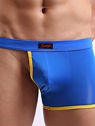 Masculin Homme Sexy Solide Boxers