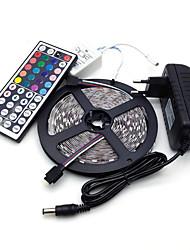 Conjuntos de Luzes lm AC 100-240 V 5 m 300 leds RGB