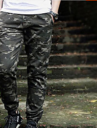 Men's Low Rise strenchy Sweatpants Pants,Street chic Bootcut Solid