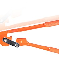 Escudo de aço três em um dobrador de tubo 0-180 graus 6 8 10mm / 1