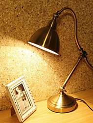40 Antique Table Lamp , Feature for Ambient Lamps , with Electroplate Use On/Off Switch Switch
