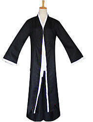 Cosplay Suits Cosplay Tops/Bottoms Kimono Cosplay Accessories Inspired by Dead Ichigo Kurosaki Anime Cosplay AccessoriesKimono Top Pants