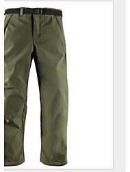 Hombre Pantalones para senderismo Mantiene abrigado Listo para vestir Prendas de abajo para Escalada Deportes de Nieve 120 130 110 140 150
