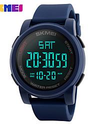 Hombre Reloj Deportivo Reloj de Vestir Reloj Smart Reloj de Moda Reloj de Pulsera Reloj creativo único Chino Digital Calendario