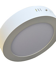 LED Panel Light 6W warm white or Cool white Surface Mounted LED Ceiling Lights AC90-265V LED Downlight