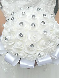 Fleurs de mariage Bouquets Cérémonie de mariage Env.22cm