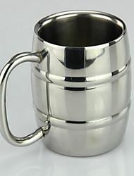 Drinkware 300ml Stainless Steel Beer Daily Drinkware