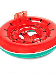 Exquisite Color Box cChildren Watermelon Seat Flamingo Swim Ring Cute Baby White Swan Lap Ring