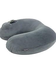 1pcs Travesseiro de Viagem Travesseiros de Acampamento paraCinzento Azul