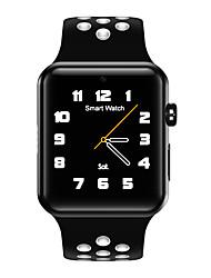 Smart Watch Pédomètres Vidéos Sportif Caméra Ecran tactile Audio Information Mode Mains-Libres Contrôle de l'Appareil Photo Anti-lost