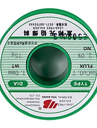 Aia Lead-Free Solder Wire Sncu0.7 Tin Wire -1.0Mm-75G/ Coil