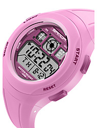 SANDA Kids' Smart Watch Sport Military Style Waterproof Sport Japanese Quartz Watches Shock Kids' Relogio Digital Watch