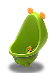 Cute Kids Easy to Use Eco Friendly PP Men Toilet Children Bath Caddies