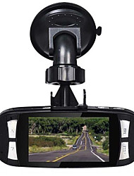 H200 2.7 inch LCD FHD 1080p 170 Wide Angle Dashboard Camera Recorder Car Dash Cam with G-Sensor WDR Loop Recording