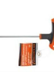 Steel Shield Metric T Type Ball Head Six Corner Wrench 4Mm/1 Branch