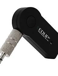 Edup ep-b3511 ricevitore musicale auto wireless adattatore video audio bluetooth 4.1 con connettore audio da 3,5 mm