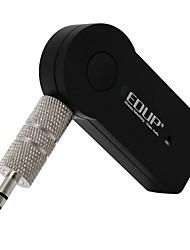 Edup ep-b3511 receptor de música para coche inalámbrico audio adaptador de vídeo bluetooth 4.1 con conector de audio de 3,5 mm