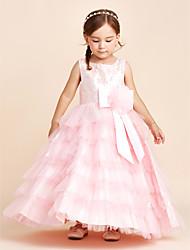 Vestido de vestidos de noiva com vestido de bola vestido de borracha sem borracha com applique