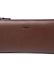 Men Clutch Cowhide All Seasons Business Wallet Business Man Phone Bag High Quality Men Clutch Bag Coin Pock D6018