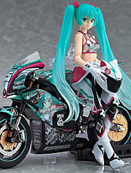 Anime Action Figures Inspired by Vocaloid Mikuo PVC 15 CM Model Toys Doll Toy