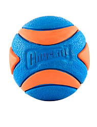 Cat Toy Dog Toy Pet Toys Ball Squeaking Toy Squeak / Squeaking Elastic Rubber