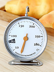 Suspension Stainless Steel High Temperature Home Oven Thermometer