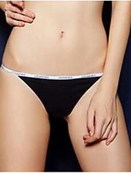 Femme Sexy Solide Shorts & Slips Garçon strings & Tangas String