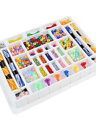 Tue so als ob du spielst Sets zum Selbermachen Für Geschenk Bausteine Quadratisch Kunststoff 6 Jahre alt und höher Spielzeuge