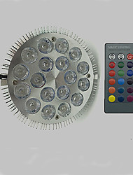 12W LED Grow Lights  12 High Power LED 900 lm with RGB Controller AC 85V-240 V