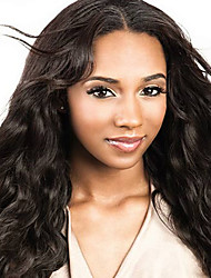 New Style Body Wave Natural Guleless Lace Front Wig Brazilian Full Lace Wig Human Virgin Hair Wigs For Black Women