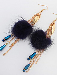 Femme Boucles d'oreille goutte BijouxBasique Original Amitié Bijoux de Luxe Bijoux Fantaisie USA British Classique Elegant Durable Sexy