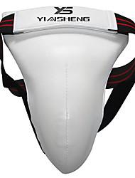 Groin Protector for Sanda Karate Boxing Taekwondo Martial art Muay Thai Men Sweat-wicking Protective Breathable Elastic Adjustable Sports